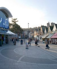 Bay View Shopping Centre – Colwyn Bay