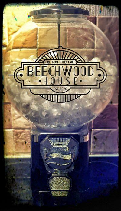 Beechwood House Gumball Machine