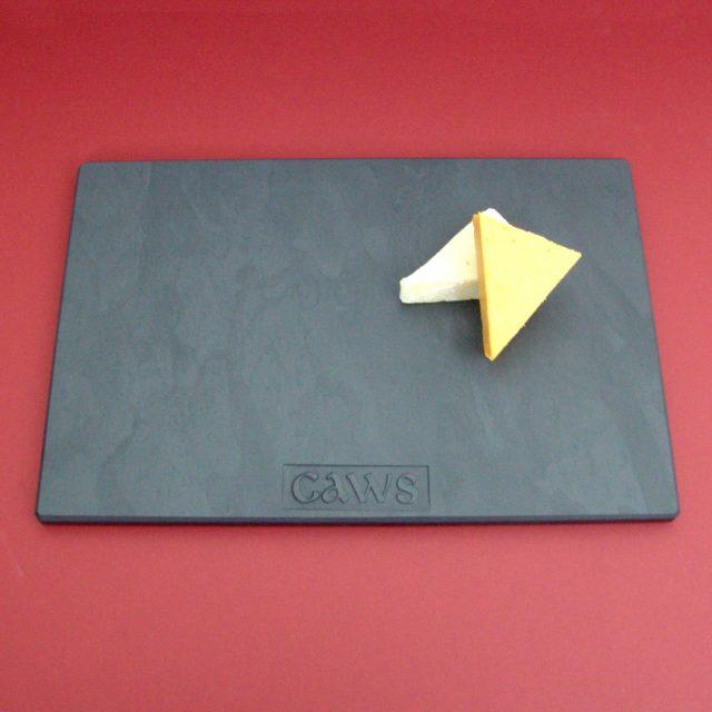 Inigo Jones - Embossed Welsh Slate Cheese Board