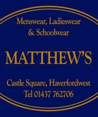 Matthew's Haverfordwest