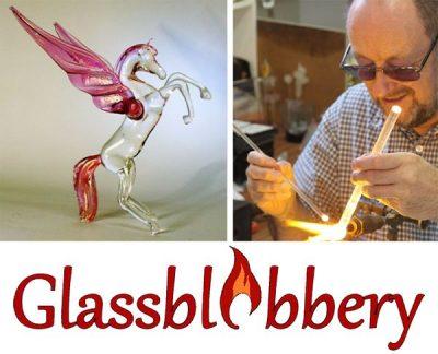 Glassblobbery