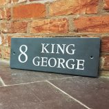 Inigo Jones – Welsh Slate House Signs